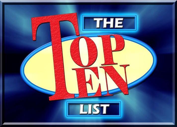 Top-Ten-list