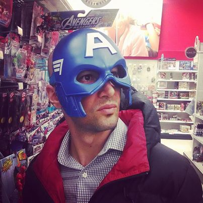 Anxiety Super Hero