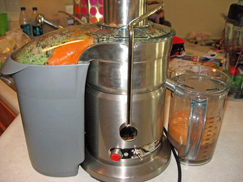 why you must have  a juicer