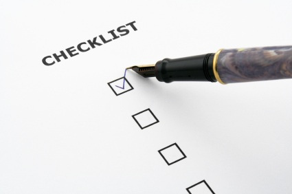 a checklist to battle depression naturally