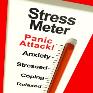 stress and anxiety reasons