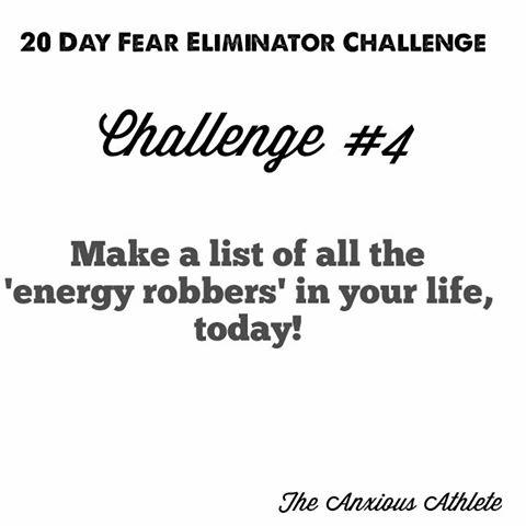 fear elimination challenge