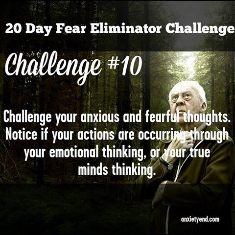 Best anxiety blog