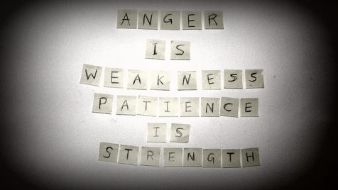 Patience against against