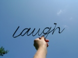 laugh to end stress and anxiety