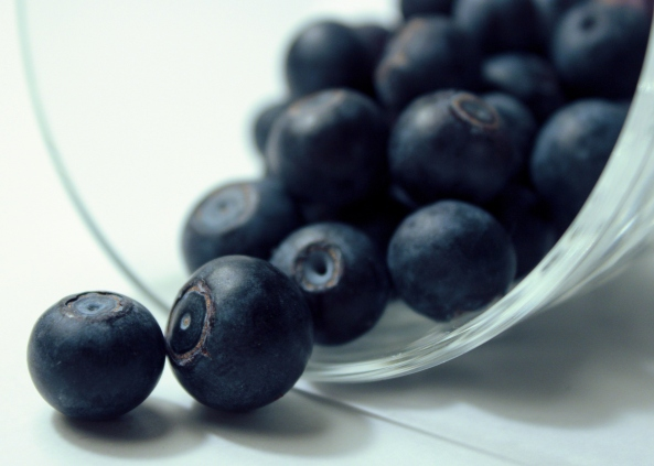 blueberries for anxiety