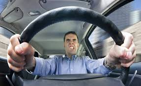 driving anxiety and stress