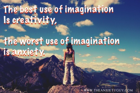 best blog against imagination anxiety