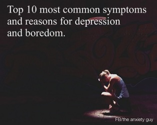 reasons for depression the anxiety guy
